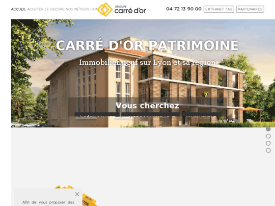 Agence immobilière Carre d'Or Immobilier