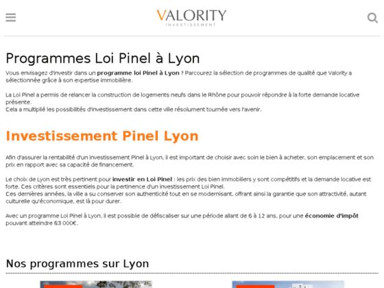 Location appartement à Lyon 5