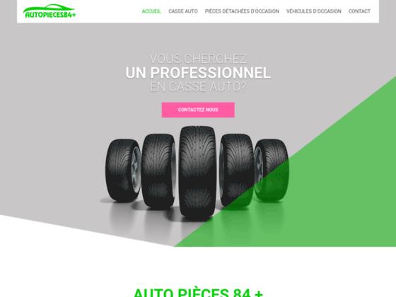 Pièces détachées Bollène - Autopieces 84 +