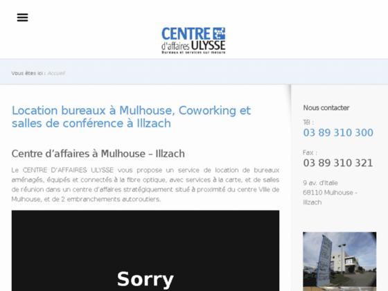 Location de bureaux et domiciliation à Mulhouse