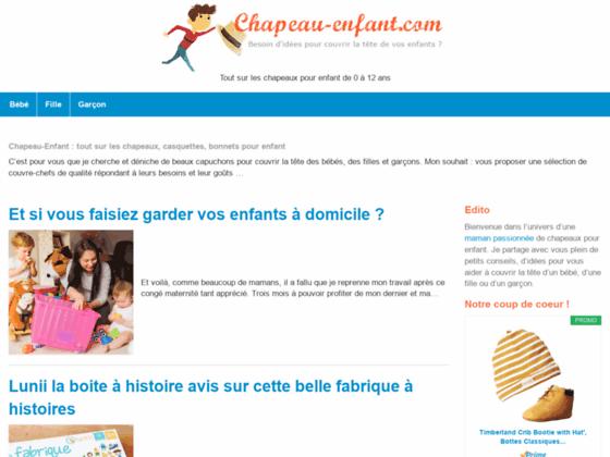 Boutique en ligne de capuchons pour enfants petits