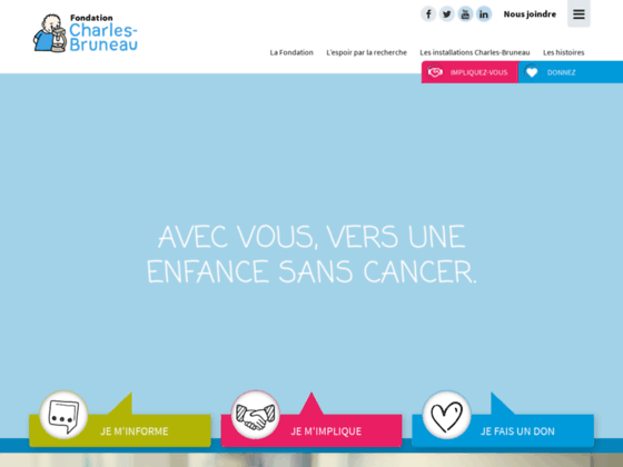 Photo image Fondation Charles-Bruneau