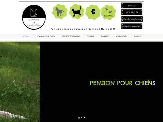 Chassefaim, la pension canine sur Paris Région Île