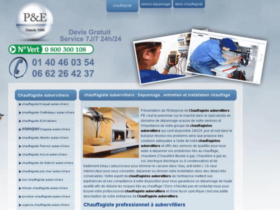 Chauffagiste aubervilliers : entreprise de chauffagiste professionnel 93300