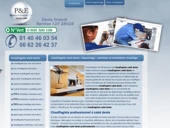 Chauffagiste saint denis : entreprise de chauffagiste professionnel 93200
