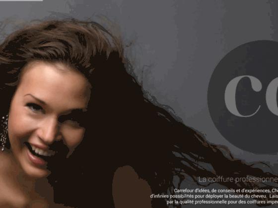 1er sur la vente en ligne de produits de coiffures professionnels et materiel de coiffure profession