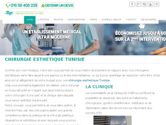 Liposuccion en Tunisie