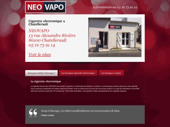 Cigarette electronique Chatellerault : vente d'e-cigarette e-liquide  Chatellerault