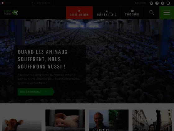 Organisation dédiée au bien-être des animaux de ferme | CIWF France