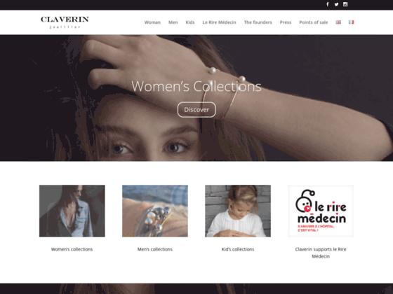 Claverin | Bijoux créateur