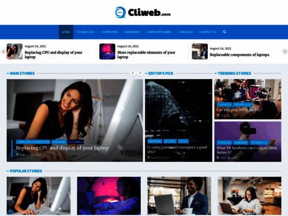 Annuaire Cliweb.com