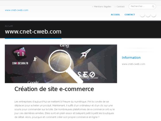 Référencement Cnet Cweb - Référencement indexation - Referen
