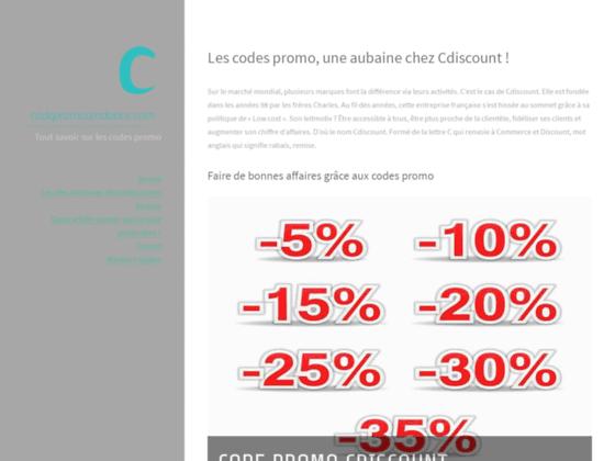 CodepromoTendance.com