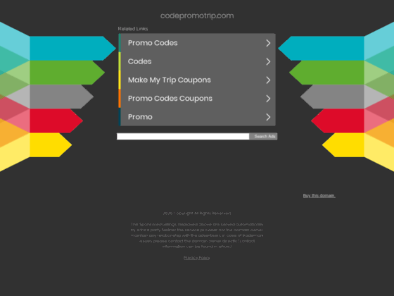 codepromotrip.com