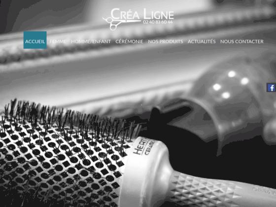 Créaligne | Salon de coiffure / création à Oudon
