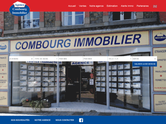 Agence immobilière Agence Combourg immobilier