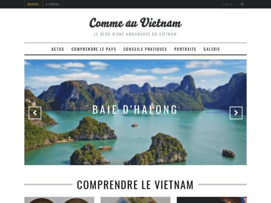 Le Blog Voyage Vietnam d'une passionnée