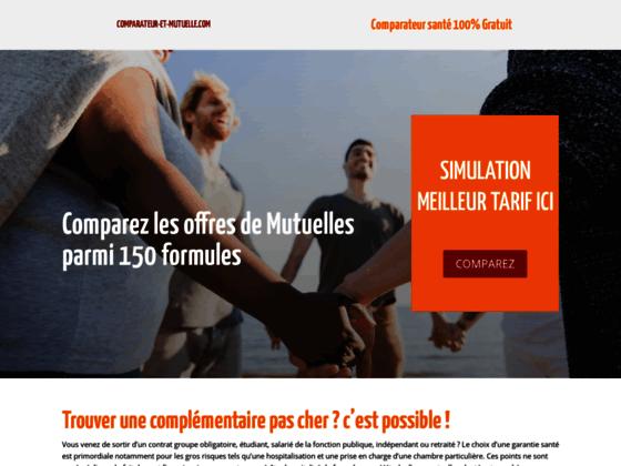 Comparateur Mutuelle - Le meilleur Comparateur Mutuelle