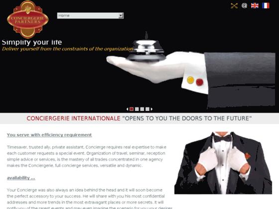 Conciergerie Partners votre conciergerie priv�e