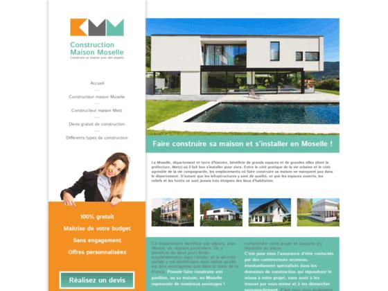 Devis Construction Maison en Moselle - Constructeur Maison Moselle .com