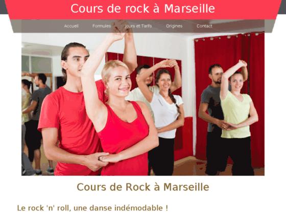cours rock et be bop Marseille