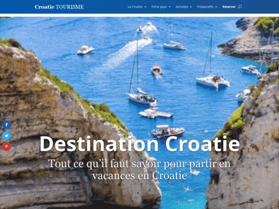 Guide de voyage en Croatie