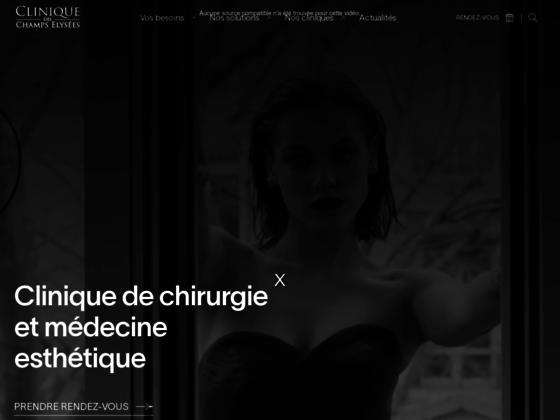 La nouvelle clinique des Champs-Elysées