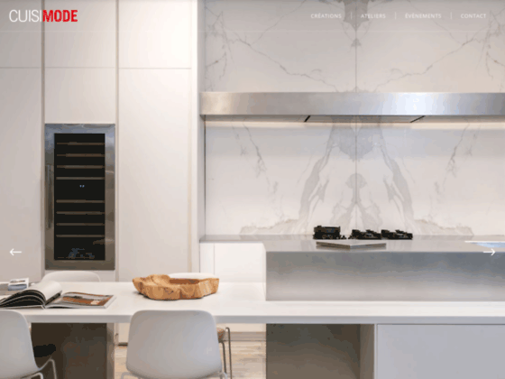 Aménagement de cuisines design sur mesure