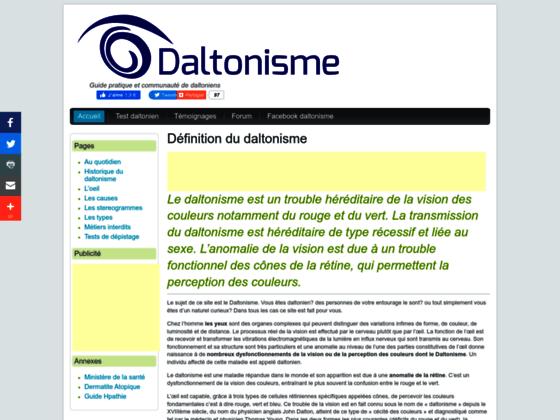 Daltoniens