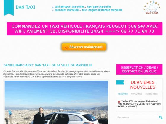 Taxi Marseille - Navette Aeroport Marseille Provence - Taxi toutes distances