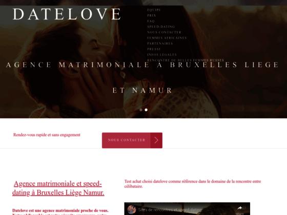 Agence matrimoniale à Bruxelles, Namur et Liège