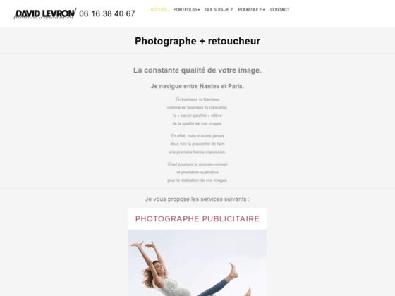 David Levron, photographie publicitaire, Nantes