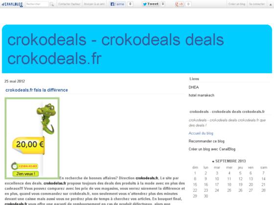 crokodeals