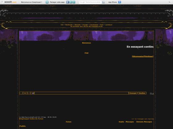 Site de la guilde deep impact wow eu uldaman