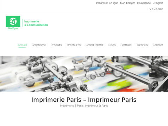 Imprimerie Paris crations graphiques et impression Paris Rgion Pienne Ile de France IDF 75, 92, 93,
