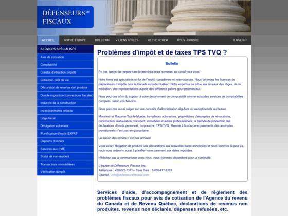 Défenseurs Fiscaux | les spécialistes