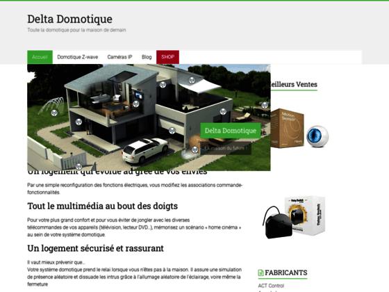 deltadomotique blog