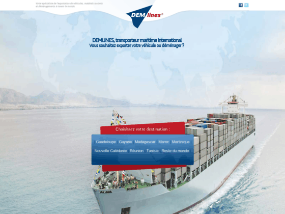 Agence et transitaire maritime International