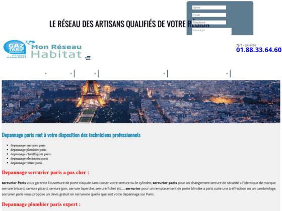 Électriciens Paris et îles de France