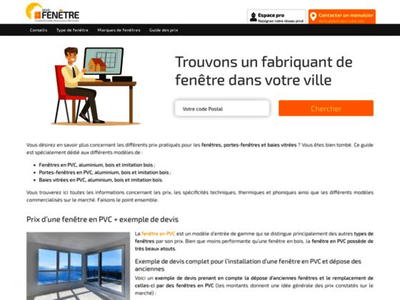 Devis Fenetre : Votre spécialiste fenêtre en ligne