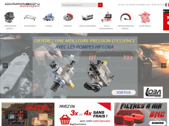www.diapason-motorsport.com