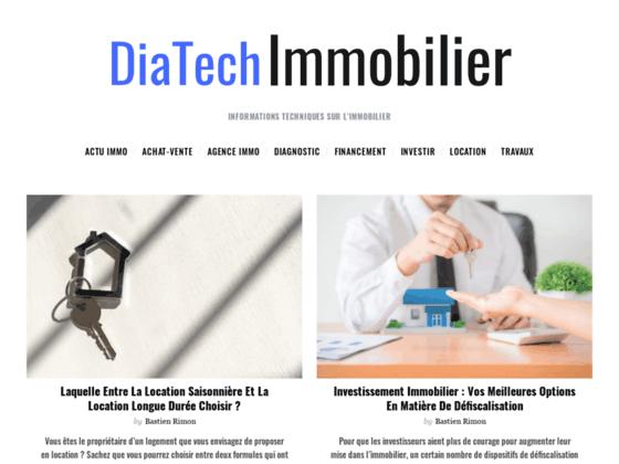 diagnostic immobilier NÏmes | DIATECH