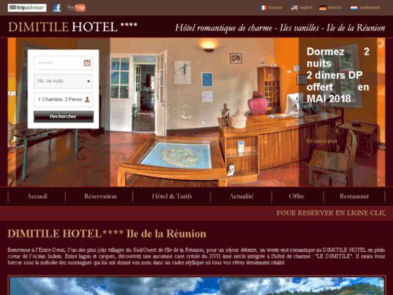 Hotel Ile de La Reunion