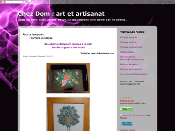 Chez Dom art et artisanat