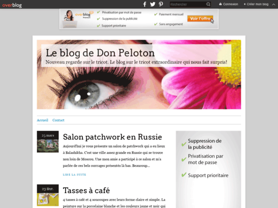 Le blog de Don Peloton