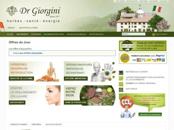 Giorgini Dr Martino homepage