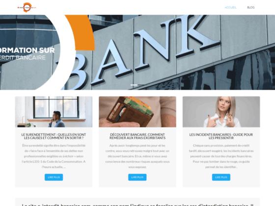 Interdit Bancaire