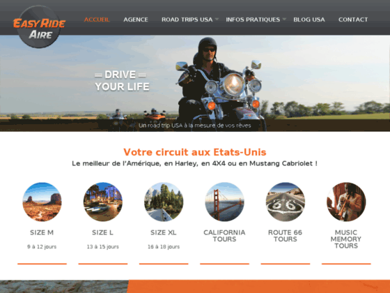 Easy Ride Aire USA