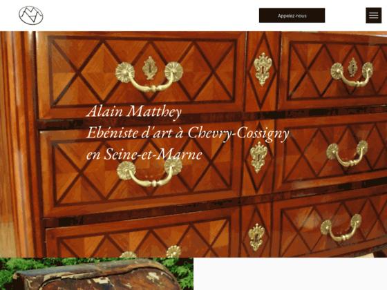 Tapissier 77 - Matthey Alain