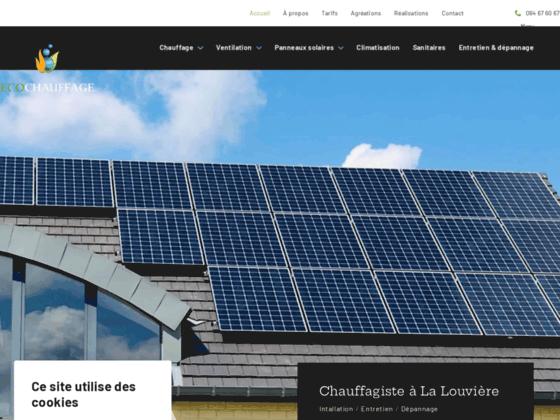 Panneaux photovoltaïques hainaut